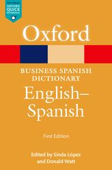 Oxford Business Spanish Dictionary: English-Spanish