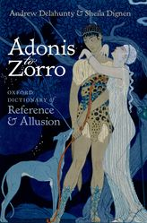 The Oxford Dictionary of Reference and Allusion