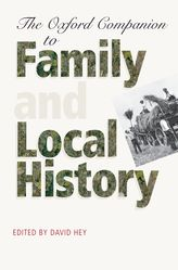 The Oxford Companion to Family and Local History