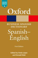 Oxford Business Spanish Dictionary: Spanish-English