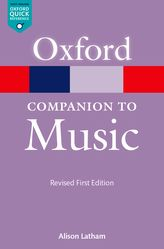 The Oxford Companion to Music$