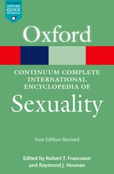 The Continuum Complete International Encyclopedia of Sexuality