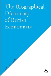 The Biographical Dictionary of British Economists